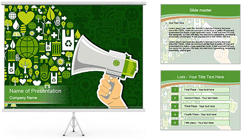 Media Ads PowerPoint Template