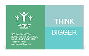 0000090257 Business Card Template