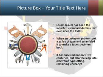 Big Box Full Of Instruments PowerPoint Template - Slide 13