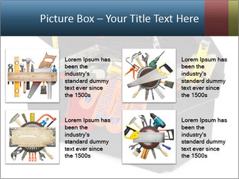 Big Box Full Of Instruments PowerPoint Template - Slide 14
