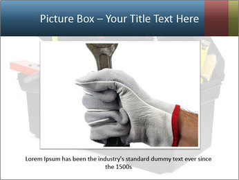 Big Box Full Of Instruments PowerPoint Template - Slide 16