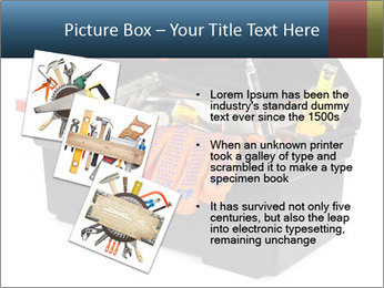 Big Box Full Of Instruments PowerPoint Template - Slide 17