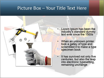 Big Box Full Of Instruments PowerPoint Template - Slide 20
