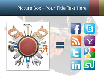 Big Box Full Of Instruments PowerPoint Template - Slide 21