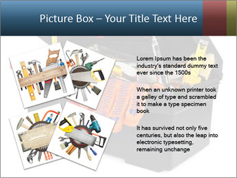 Big Box Full Of Instruments PowerPoint Template - Slide 23