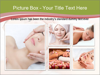 Facial Massage Treatment PowerPoint Template - Slide 19