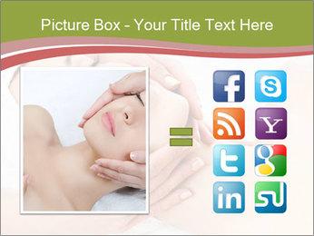 Facial Massage Treatment PowerPoint Template - Slide 21