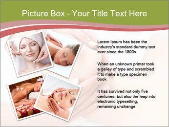 Facial Massage Treatment PowerPoint Template - Slide 23