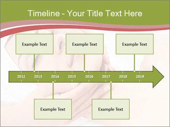 Facial Massage Treatment PowerPoint Template - Slide 28
