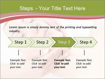 Facial Massage Treatment PowerPoint Template - Slide 4
