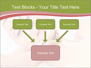 Facial Massage Treatment PowerPoint Template - Slide 70