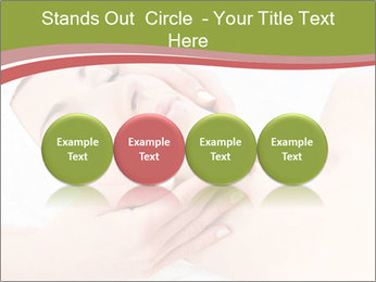 Facial Massage Treatment PowerPoint Template - Slide 76