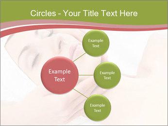 Facial Massage Treatment PowerPoint Template - Slide 79