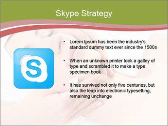 Facial Massage Treatment PowerPoint Template - Slide 8
