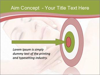 Facial Massage Treatment PowerPoint Template - Slide 83