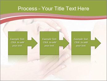 Facial Massage Treatment PowerPoint Template - Slide 88