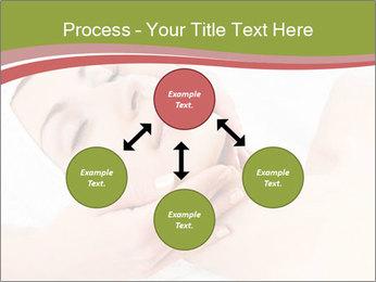 Facial Massage Treatment PowerPoint Template - Slide 91