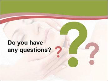 Facial Massage Treatment PowerPoint Template - Slide 96