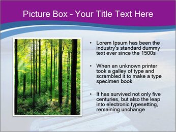 Moody Lake PowerPoint Templates - Slide 13