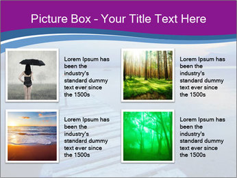 Moody Lake PowerPoint Templates - Slide 14