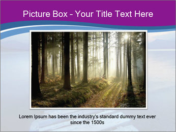 Moody Lake PowerPoint Templates - Slide 16