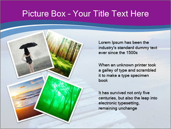 Moody Lake PowerPoint Templates - Slide 23