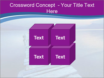 Moody Lake PowerPoint Template - Slide 39