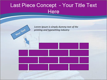 Moody Lake PowerPoint Template - Slide 46
