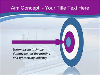 Moody Lake PowerPoint Template - Slide 83