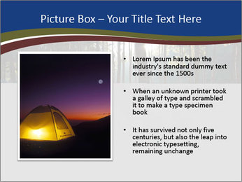 Forest Wilderness PowerPoint Template - Slide 13