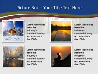 Forest Wilderness PowerPoint Template - Slide 14