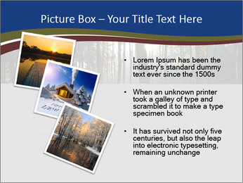 Forest Wilderness PowerPoint Template - Slide 17