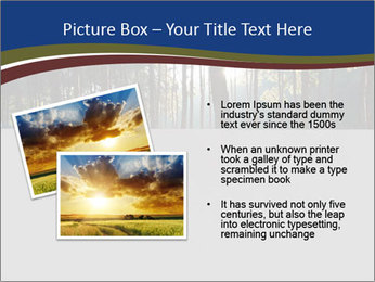 Forest Wilderness PowerPoint Template - Slide 20