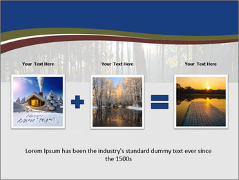 Forest Wilderness PowerPoint Template - Slide 22
