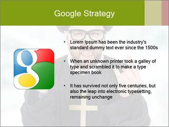 Crazy Evangelist PowerPoint Template - Slide 10