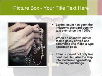 Crazy Evangelist PowerPoint Template - Slide 13