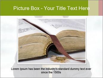 Crazy Evangelist PowerPoint Template - Slide 16