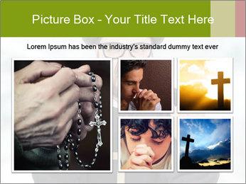 Crazy Evangelist PowerPoint Template - Slide 19