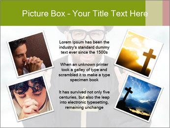 Crazy Evangelist PowerPoint Template - Slide 24