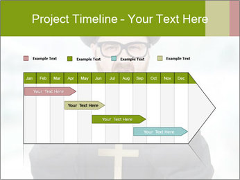 Crazy Evangelist PowerPoint Template - Slide 25