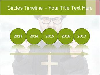 Crazy Evangelist PowerPoint Template - Slide 29