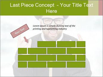 Crazy Evangelist PowerPoint Template - Slide 46
