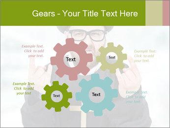 Crazy Evangelist PowerPoint Template - Slide 47