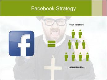 Crazy Evangelist PowerPoint Template - Slide 7