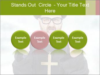 Crazy Evangelist PowerPoint Template - Slide 76