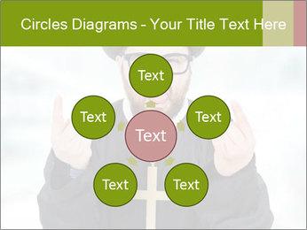 Crazy Evangelist PowerPoint Template - Slide 78