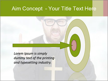 Crazy Evangelist PowerPoint Template - Slide 83