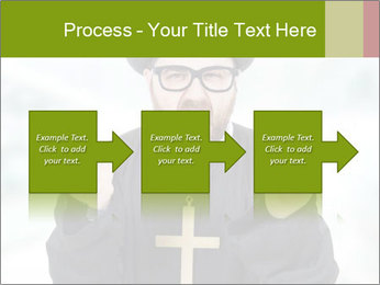 Crazy Evangelist PowerPoint Template - Slide 88