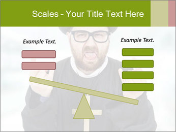 Crazy Evangelist PowerPoint Template - Slide 89