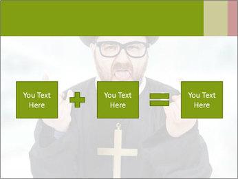 Crazy Evangelist PowerPoint Template - Slide 95